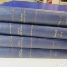 Coleccionismo de Revistas y Periódicos: NUEVO FOTOGRAMAS AÑO 1973 COMPLETO 13 NÚMEROS POR TOMO. ENCUADERNACION MUY BUENA. 4 TOMOS.. Lote 275108053
