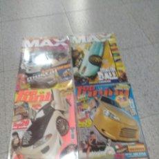 Coleccionismo de Revistas y Periódicos: CUATRO REVISTAS. Lote 276276413