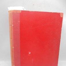 Coleccionismo de Revistas y Periódicos: REVISTA LA MODA EN ESPAÑA. LOTE DE 13 REVISTAS ENCUADERNADAS. DESDE DICIEMBRE 1950 HASTA DIC. 1951.. Lote 276467038