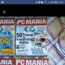 Coleccionismo de Revistas y Periódicos: PC MANIA.5 REVISTAS. Lote 276497818