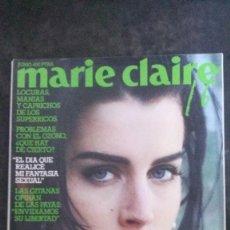 Coleccionismo de Revistas y Periódicos: MARIE CLAIRE Nº 57-1992-CARMEN MAURA-JOAN CRAWFORD-CELIA FORNER. Lote 276569553