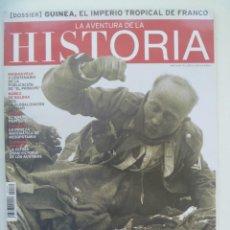 Coleccionismo de Revistas y Periódicos: LA AVENTURA DE LA HISTORIA, Nº 172: STALINGRADO, GUINEA IMPERIO TROPICAL DE FRANCO, DISNEY, ETC. Lote 276585423