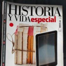 Coleccionismo de Revistas y Periódicos: 62 REVISTAS - HISTORIA Y VIDA - ENTRE EL Nº 576 Y EL 639 -. Lote 276618938