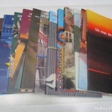 Coleccionismo de Revistas y Periódicos: GRIAL (10 TOMOS DE REVISTA + 3 TOMOS DE CADERNOS) (GALLEGO Y CASTELLANO) W8176. Lote 276791578