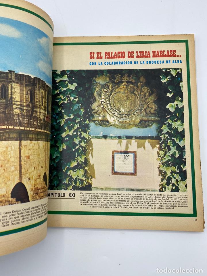 Coleccionismo de Revistas y Periódicos: SEMANA. SI EL PALACIO DE LIRIA HABLASE... COLABORACION DE LA DUQUESA DE ALBA. COMPLETO. PAGS: 400 - Foto 4 - 276800713