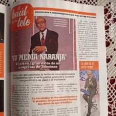 Coleccionismo de Revistas y Periódicos: SU MEDIA NARANJA JESUS PUENTE. Lote 277039678