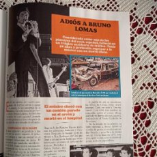 Coleccionismo de Revistas y Periódicos: BRUNO LOMAS EL DUO DINAMICO. Lote 277039923