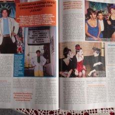 Coleccionismo de Revistas y Periódicos: PEDRO ALMODOVAR ROSSY DE PALMA LOLES LEON MARIA BARRANCO VICTORIA ABRIL LIZA MINNELLI. Lote 277040738