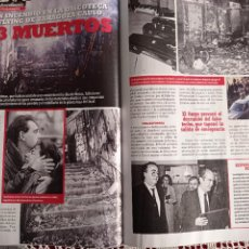Coleccionismo de Revistas y Periódicos: INCENDIO EN LA DISCOTECA FLYING DE ZARAGOZA. Lote 277041148