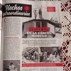 Coleccionismo de Revistas y Periódicos: MOTIN EN LA CARCEL MODELO. Lote 277041583