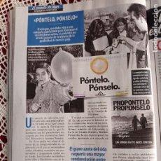 Coleccionismo de Revistas y Periódicos: CAMPAÑA PUBLICITARIA PONTELO PONSELO PRESERVATIVO. Lote 277041638