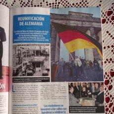 Coleccionismo de Revistas y Periódicos: 1990 REUNIFICACION DE ALEMANIA. Lote 277042093