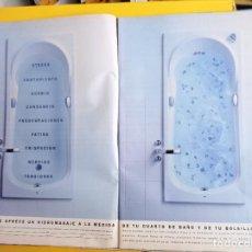 Coleccionismo de Revistas y Periódicos: ANUNCIO ROCA. Lote 277043673