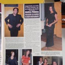 Coleccionismo de Revistas y Periódicos: MARIA PINEDA JOAQUIN CORTES. Lote 277044933
