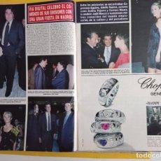Coleccionismo de Revistas y Periódicos: JUDIT MASCO ANDRES PAJARES AGATHE RUIZ DE LA PRADA ADOLFO SUAREZ VIA DIGITAL. Lote 277045048