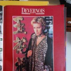 Coleccionismo de Revistas y Periódicos: ANUNCIO DEVERNOIS PARIS. Lote 277049883