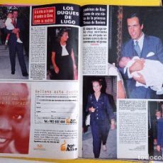 Coleccionismo de Revistas y Periódicos: JAIME DE MARICHALAR LA INFANTA ELENA. Lote 277049948