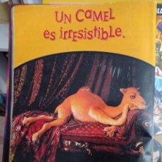 Coleccionismo de Revistas y Periódicos: ANUNCIO CAMEL. Lote 277051103