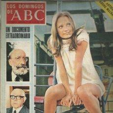 Coleccionismo de Revistas y Periódicos: LOS DOMINGOS DE ABC 1973. Lote 277081203