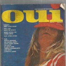 Coleccionismo de Revistas y Periódicos: OUI 6 + REGALO SORPRESA. Lote 277081958