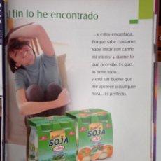 Coleccionismo de Revistas y Periódicos: ANUNCIO CLESA SOJA. Lote 277160648