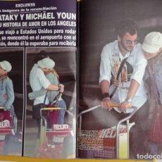 Coleccionismo de Revistas y Periódicos: ELSA PATAKY MICHAEL YOUN. Lote 277160693