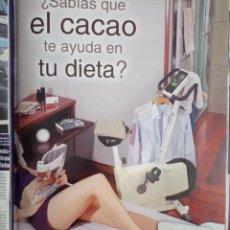 Coleccionismo de Revistas y Periódicos: ANUNCIO CACAO. Lote 277160748
