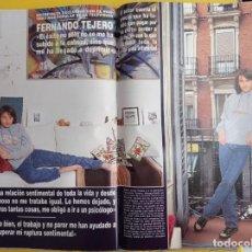 Coleccionismo de Revistas y Periódicos: FERNANDO TEJERO. Lote 277161018