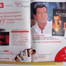 Coleccionismo de Revistas y Periódicos: PIERCE BROSNAN. Lote 277161243