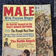 Coleccionismo de Revistas y Periódicos: MALE MAGAZINE VOL. 17 Nº 2 FEBRUARY 1967. Lote 277168498