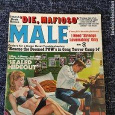 Coleccionismo de Revistas y Periódicos: MALE MAGAZINE VOL. 18 Nº 7 JULY 1968. Lote 277169158