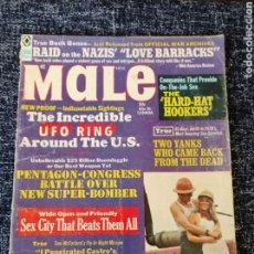 Coleccionismo de Revistas y Periódicos: MALE MAGAZINE VOL. 20 Nº 12 NOVEMBER 1970. Lote 277169308