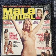 Coleccionismo de Revistas y Periódicos: MALE ANNUAL MAGAZINE Nº 20 1975. Lote 277169498