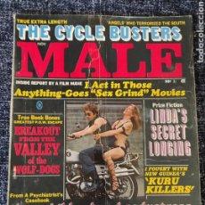 Coleccionismo de Revistas y Periódicos: MALE MAGAZINE VOL. 19 Nº 11 NOVEMBER 1969. Lote 277169578