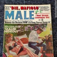 Coleccionismo de Revistas y Periódicos: MALE MAGAZINE VOL. 18 Nº 7 JULY 1968. Lote 277169708