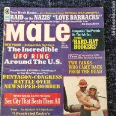 Coleccionismo de Revistas y Periódicos: MALE MAGAZINE VOL. 20 Nº 12 NOVEMBER 1970. Lote 277169763
