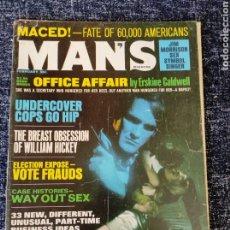 Coleccionismo de Revistas y Periódicos: MANS MAGAZINE VOL. 18 Nº 2 FEBRUARY 1970. Lote 277172858