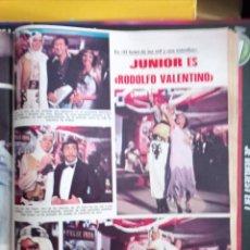 Coleccionismo de Revistas y Periódicos: ANTONIO MORALES JUNIOR EL HOTEL DE LAS ESTRELLAS RODOLFO VALENTINO. Lote 277177513
