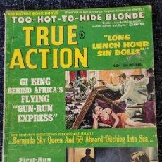 Coleccionismo de Revistas y Periódicos: TRUE ACTION MAGAZINE VOL. 13 Nº 5 SEPTEMBER 1968. Lote 277178433