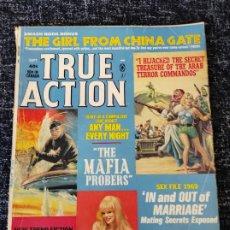 Coleccionismo de Revistas y Periódicos: TRUE ACTION MAGAZINE VOL. 14 Nº 5 SEPTEMBER 1969. Lote 277178488