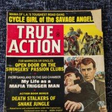 Coleccionismo de Revistas y Periódicos: TRUE ACTION MAGAZINE VOL. 14 Nº 3 MAY 1969. Lote 277178653