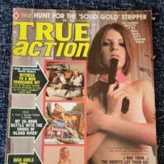 Coleccionismo de Revistas y Periódicos: TRUE ACTION MAGAZINE VOL. 19 Nº 1 FREBUARY 1974. Lote 277178763