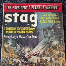 Coleccionismo de Revistas y Periódicos: STAG MAGAZINE VOL. 20 Nº 2 FEBRUARY 1969. Lote 277179603