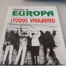 Colecionismo de Revistas e Jornais: REVISTA TRIBUNA DE EUROPA, NÚM.2 JULIO 1995 ALTERNATIVA EUROPEA. REF UR EST. Lote 277239508