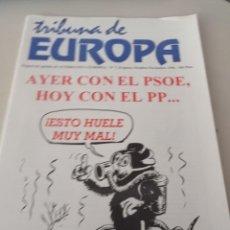 Colecionismo de Revistas e Jornais: REVISTA TRIBUNA DE EUROPA, NÚM.7 2ª EPOCA NOV. 1996 ALTERNATIVA EUROPEA. REF UR EST. Lote 277259278