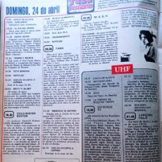 Coleccionismo de Revistas y Periódicos: PAUL MICHAEL GLASER DAVID SOUL STRASKY Y HUTCH BUSTER KEATON. Lote 277478338