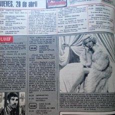 Coleccionismo de Revistas y Periódicos: ANTONIO IRANZO LANA TURNER. Lote 277478568