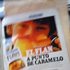 Coleccionismo de Revistas y Periódicos: ANUNCIO FLAN GALLINA BLANCA. Lote 277478623