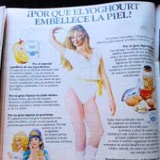 Coleccionismo de Revistas y Periódicos: ANUNCIO DANONE. Lote 277478678
