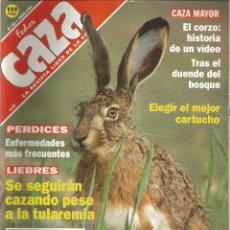 Coleccionismo de Revistas y Periódicos: REVISTA FEDER CAZA Nº 150 (JUNIO 1998). Lote 277531178